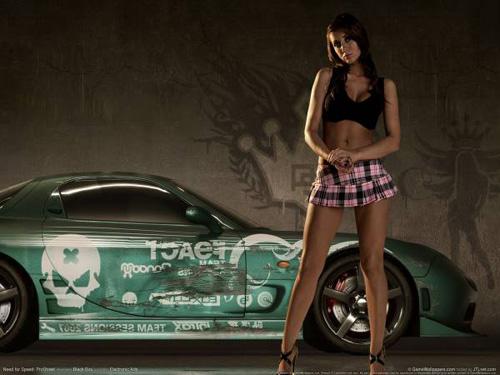 Need for Speed - 14 levédett domain