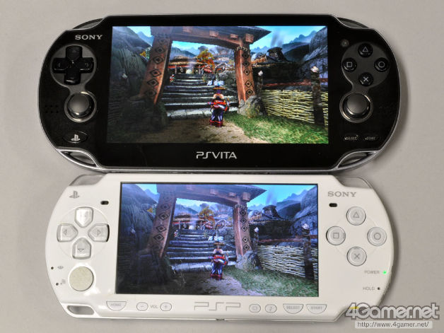 how to put psp games on ps vita