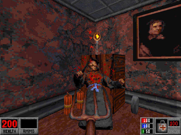 Blood retro PC 1997