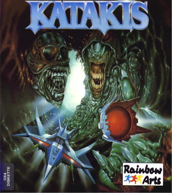 Katakis Denaris Retro