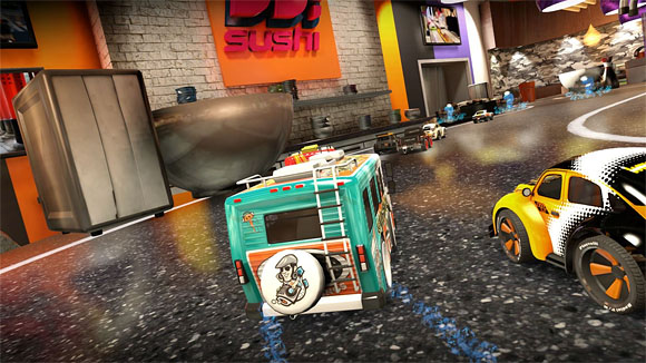 Table Top Racing Xbox One