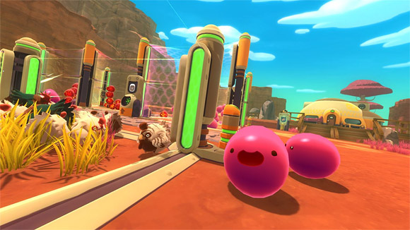 Slime Rancher Xbox One