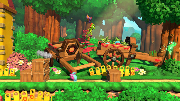 Yooka-Layle and the Impossible Lair Xbox One