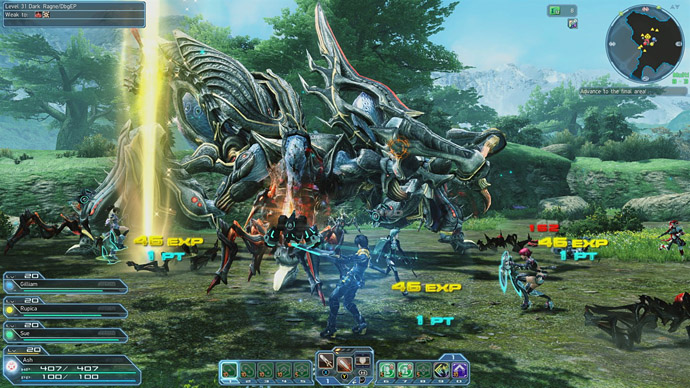 Phantasy Star Online 2 Xbox One