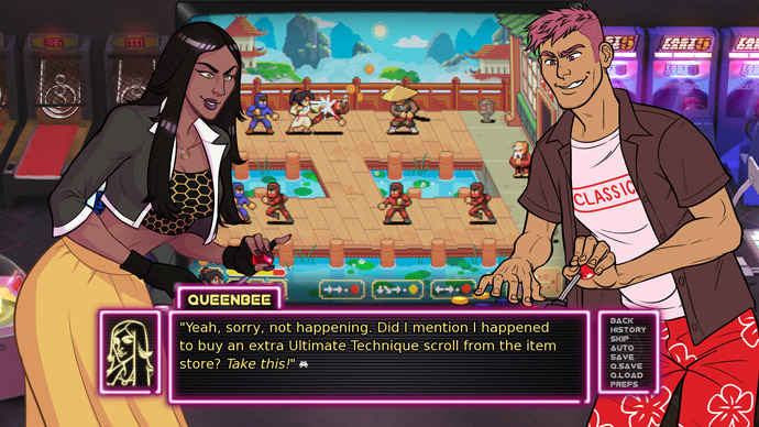 Arcade Spirits Xbox One