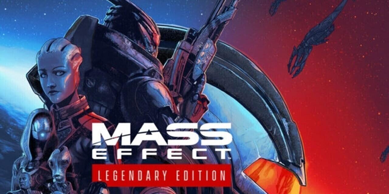 Elkészült a Mass Effect Legendary Edition