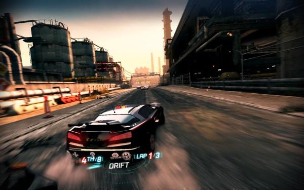 Split Second Velocity Gamepod Hu Pc Ps3 Xbox360 Teszt